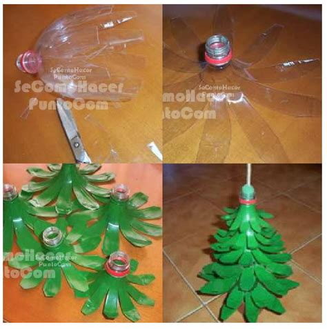 diy plastic bottle christmas tree pictures photos and