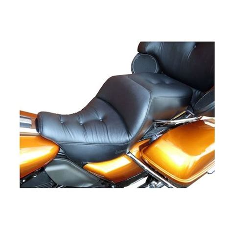 saddlemen road sofa deluxe seat for harley tri glide 2014