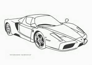 coloring pages of cars sports car coloring page