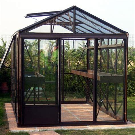 serre da giardino in vetro serra in vetro usata idee creative di interni e mobili