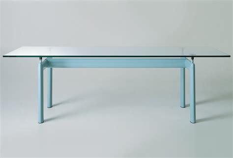 tavolo cristallo le corbusier lc6 cassina tavoli scrivanie in lista nozze mollura