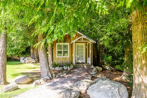 le cottage farm cottages tent cing san juan islands