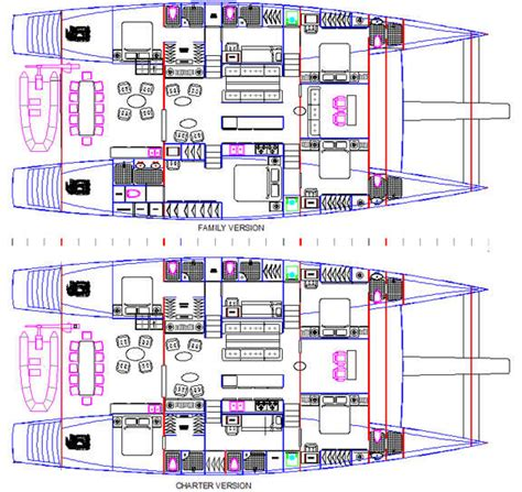 catamaran floor plans bruce catamaran boat plans catamaran boat