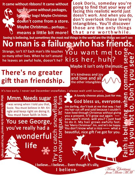 xmas film quotes christmas quotes for friends and family quotesgram