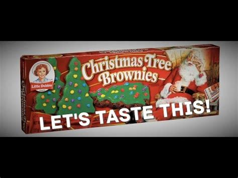 little debbie christmas tree brownies review let s