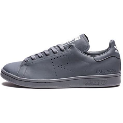 Raf Simons Shoes Nz by Adidas Raf Simons Stan Smith Onyx White From Undefeated