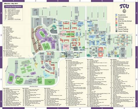 texas christian university map texas christian university maplets