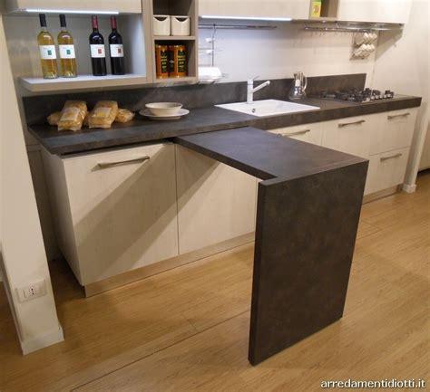 cucine con tavolo a scomparsa con tavolo a scomparsa in prezzo affare cucine a