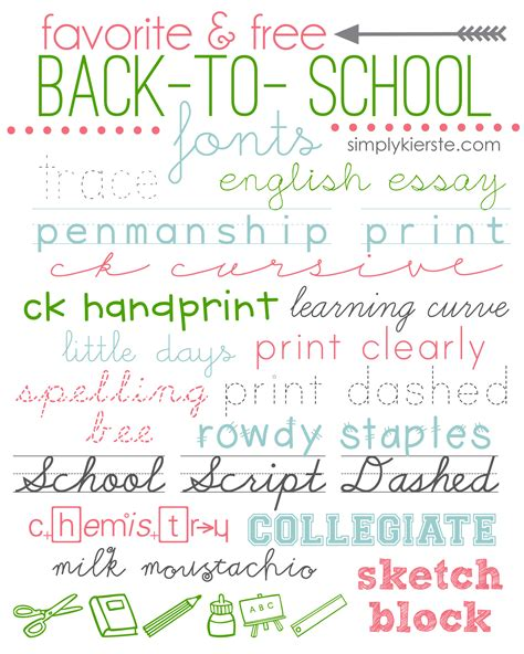 back to school lettering or back to school font www imgkid com the image kid has it