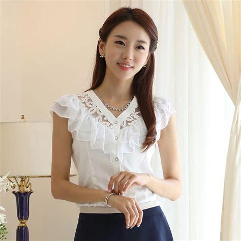 imagenes de blusas blancas juveniles karen y sus blusas elegantes pinteres