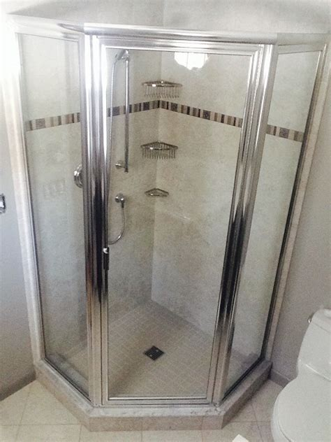 Shower Doors Ct Affordable Glass Doors In Ct Frameless Shower Doors