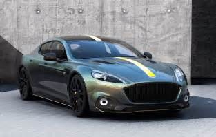Aston Martin Aston Martin Rapide To Be Replaced By Ev Performancedrive