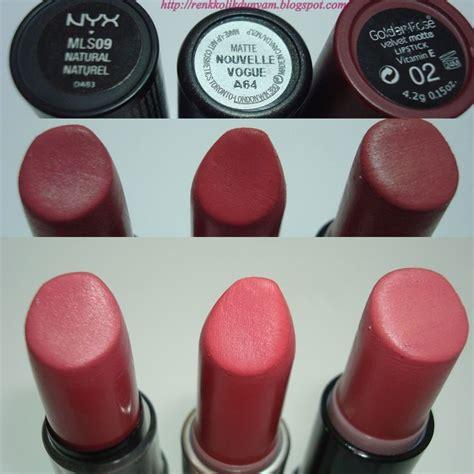 Flormar Lipstick L37 nyx matte lipstick ruj no 09 mac nouvelle vogue mat ruj golden velvet matte ruj no