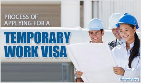 how to apply for a temporary work visa australia visa