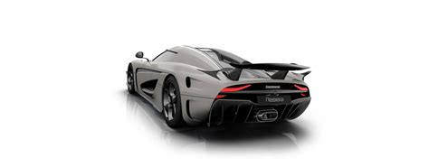 koenigsegg regera aero pack koenigsegg regera showcases optional aero pack in
