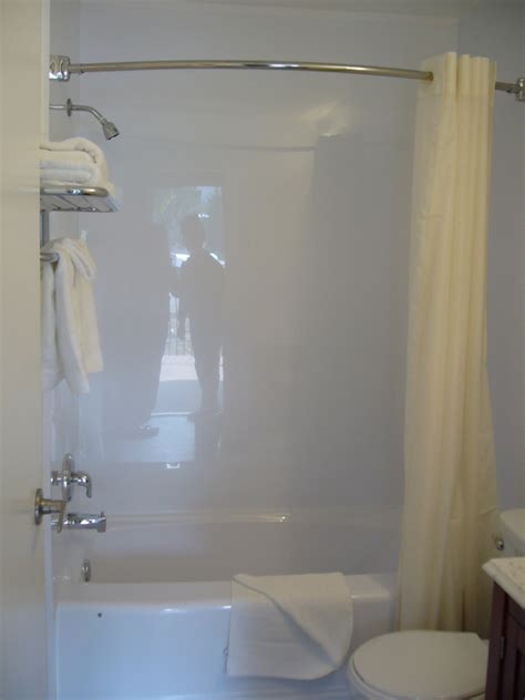 bath tub shower combo interior small corner tub shower combo oval freestanding