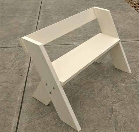 aldo leopold benches aldo leopold bench for kids by michael lumberjocks com