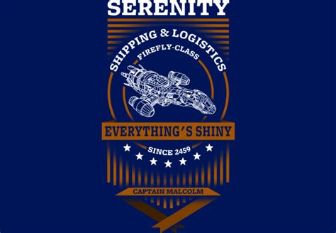 design by humans international shipping serenity shipping t shirt by bomdesignz design by humans