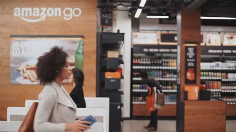 amazon go amazon go is the future of cafeterias not grocery stores