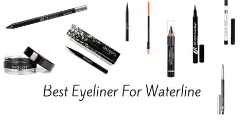 best waterproof eyeliner best eyeliner for waterline of 2017 styledowntheaisle