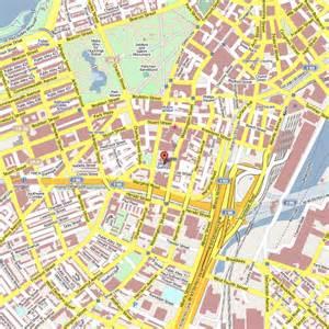 Boston Hotels Map by Doubletree By Hilton Hotel Boston Downtown