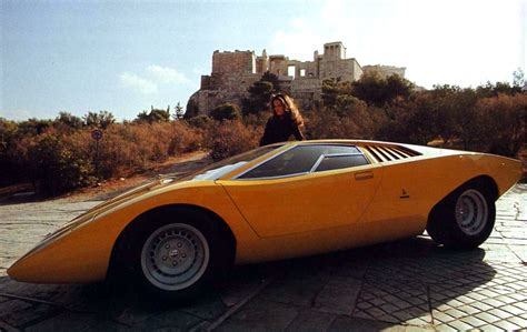 1971 Lamborghini Countach Fast Cars And Show Models Of 60s 70s And Onwards Modern