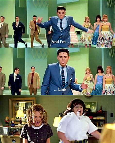 Hairspray Zac Efron Choice by 1000 Images About Hairspray