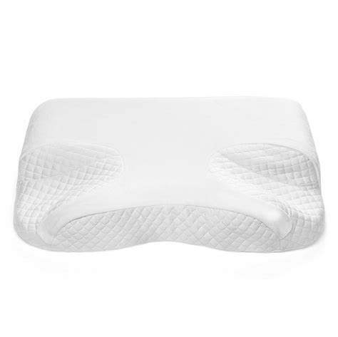 Memory Foam Pillows For Stomach Sleepers by Best Cpap Pillow For Stomach Sleepers 2017 Buyer S Guide Reviews Apnea Treatment Center