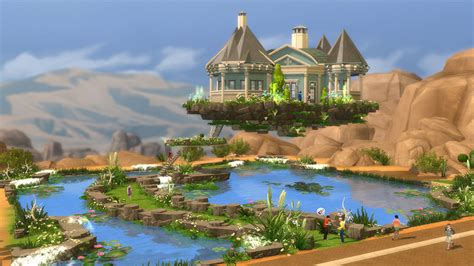 getting your dream home in 10 steps riverfront estates 10 awesome fan made houses you can download in the sims 4