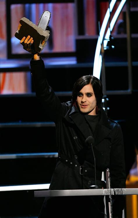 2006 Fuse Fangoria Chainsaw Awards by Jared Leto Photos Photos Fuse Fangoria Chainsaw Awards