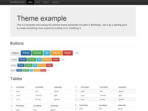 how to install bootstrap template images templates