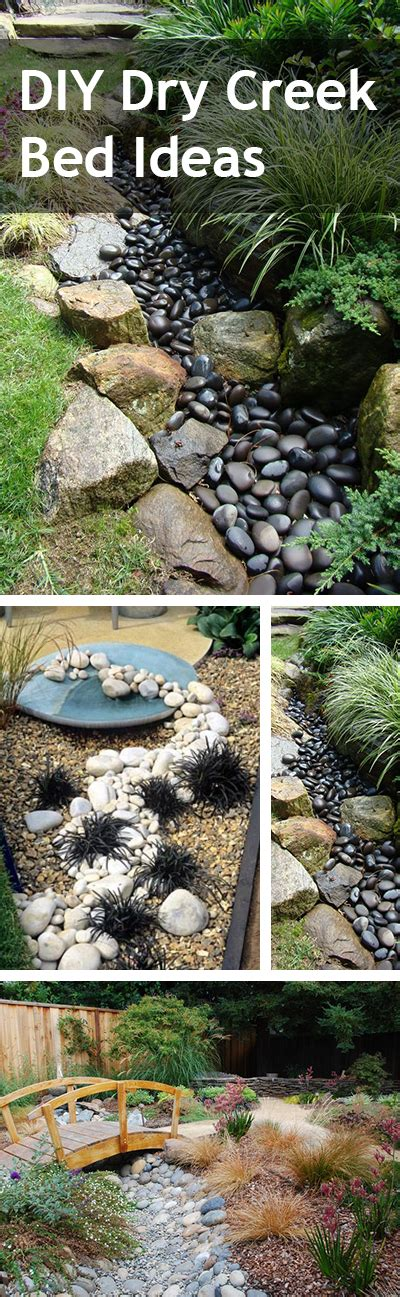 how to build a dry creek bed diy dry creek bed ideas bless my weeds