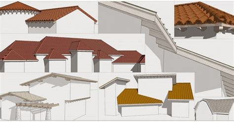 google sketchup roofing tutorial youtube how to make a roof in google sketchup tutorial update
