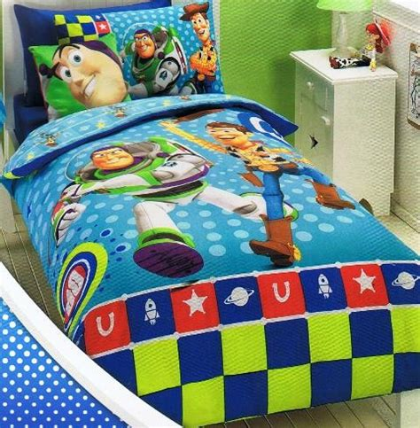 toy story toddler bedding set buzz woody comforter sheets disney toy story bonus score buzz woody double bed