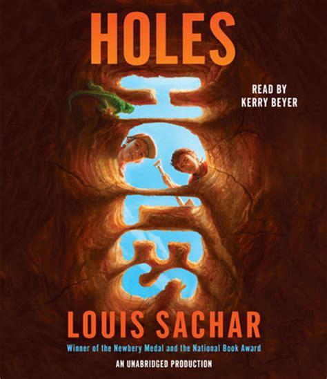 book report holes holes by louis sachar penguinrandomhouse