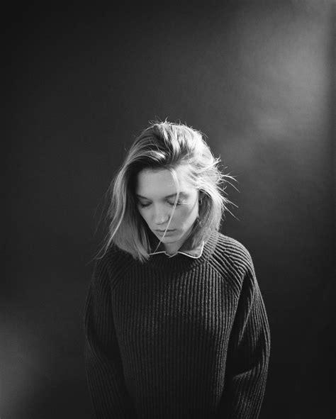 lea seydoux black and white l 233 a seydoux hobo magazine 2015 mq photos