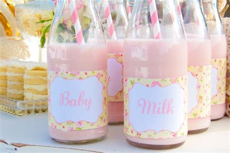 Pastel Baby Shower Decorations by Kara S Ideas Pastel Baby Shower Styling