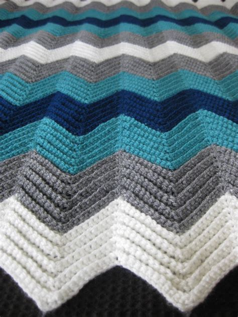free pattern ripple afghan free crochet ripple afghan patterns for beginners my crochet
