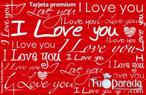 imagenes de i love you my love i love you amor ver tarjetas postales virtuales