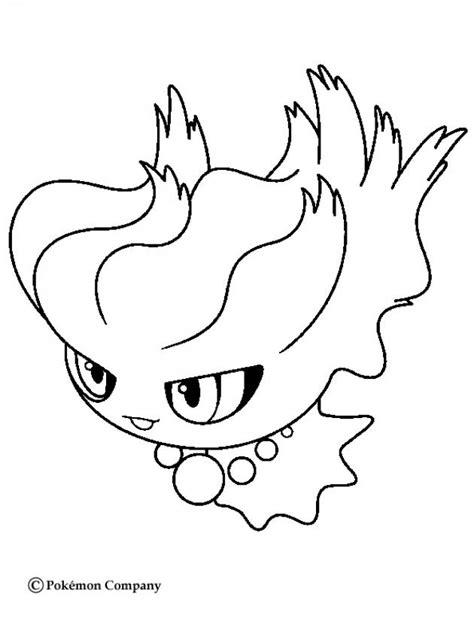 ghost pokemon coloring pages misdreavus coloring pages hellokids com