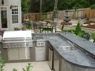 outdoor kitchen cabinets landscaping network outdoor kitchens granite bay ca photo gallery