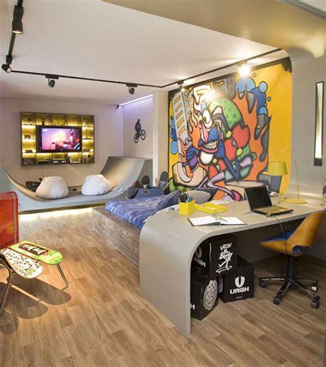 18 cool boys bedroom ideas interior design ideas modern modern boys graffiti bedroom
