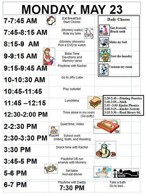 17 Best Ideas About Toddler Daily Schedules On Toddler Schedule Summer Schedule And