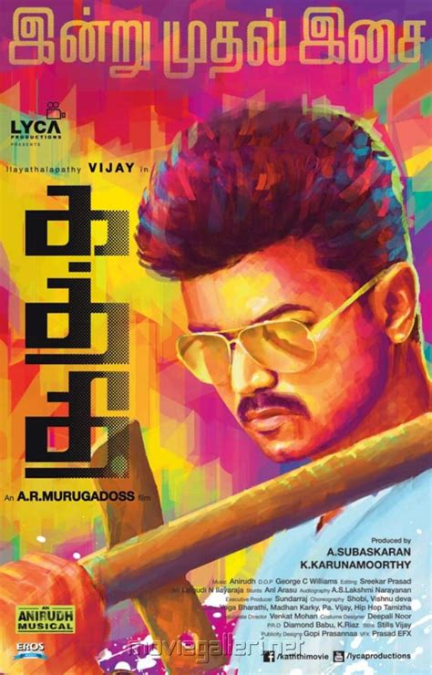 theme music kaththi kaththi movie background theme music and ringtone