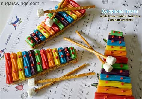 Strawberry Xylophone sugar swings serve some rainbow twizzler xylophone