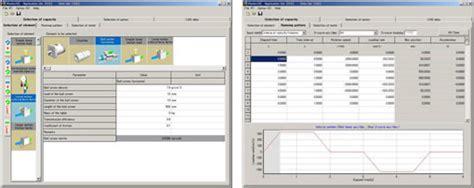 servo motor selection software motor capacity selection software for ac servo motors