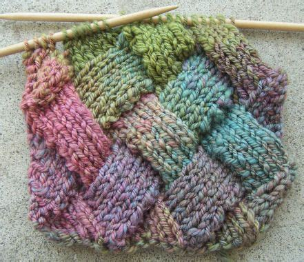 entrelac knitting tutorial 381 best entrelac el n 228 vestickn images on