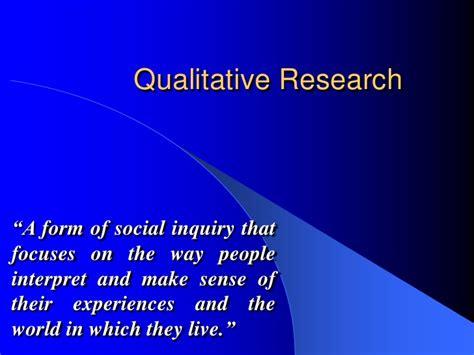 qualitative design definition qualitative research