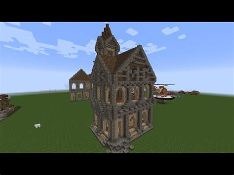 build a small castle minecraft how to build a small medieval castle part 2