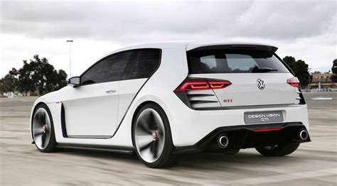 Golf Auto 2013 by Vw Design Vision Golf Gti 2013 Car Review Car Magazine